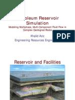 Petroleum Reservoir Simulation Aziz