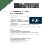 Lectura 8 - Lipoproteínas