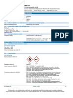 Butane C4H10 Safety Data Sheet SDS P4572