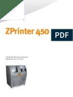 Brochure Z450