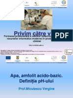 APA Amfolit Acido Bazic