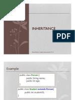 07 Inheritance