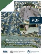 Planning Engineering Liquefaction