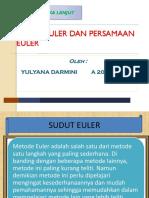 Presentasi Euler