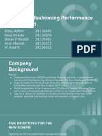 Gap Inc.- Refashioning Performance Managemant