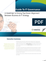 Chief Technology Officers Guide to IT Governance
