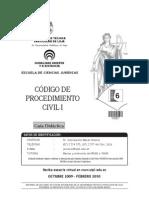 Procedimiento Civil
