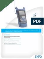EXFO Spec-sheet FPM-300 v5 En