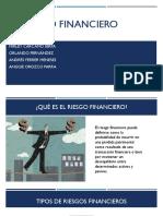 El Riesgo Financiero- Exposición