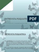 Evaluacion y Entrevista Psiquiátrica 2017