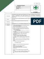 7.1.1.1 SOP-Pendaftaran PB