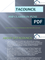 Best PHP classes in pune | Software trainig institute in pune