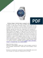 Replica TAG Heuer Formula 1 Red Bull Quartz Cronografo Reloj Para Hombre