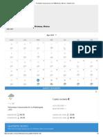 Pronóstico mensual para Ca+J465rdenas, México - weather