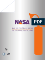 NASA Fire Technology - Product Catalog