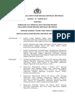 Peraturan Kapolri No 13 Th 2013 Ttg Kenaikan Gaji Berkala