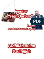 Fiqh Qurban
