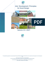 Residential Development Principles for Good Design Supplementary Guidance