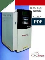 Catalogue Pflex Variateur