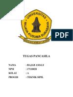 Pancasila - Nilai Ideal, Instrumental Dan Praksis