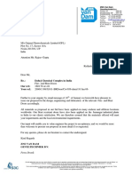 Technical Proposal Blast Doors