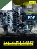 Informe Amnistía Internacional allanamientos a hogares