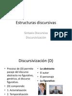 Estructuras Discursivas 2 - Pres