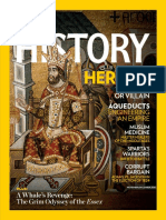 National Geographic History - November-December 2016