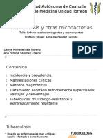 Tuberculosis y Otras Micobacterias