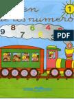 El Tren de Los Números 1 Infantil