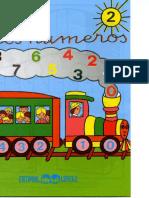 El Tren de Los Números 2 Infantil