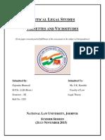 Critical Legal Studies - Gajendra