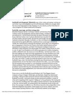 Oxford DNB Article Inchbald, Elizabeth