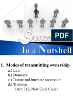 Succession Law Reviewer