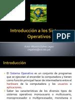 01 Introducción a Los Sistemas Operativos