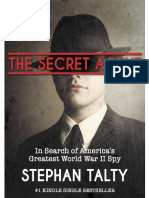 The Secret Agent - Stephan Talty