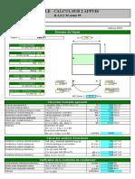 PLACI beton armat Calcul Armaturi in lb. Romana222.xls