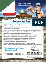 Folheto 15x21cm - CDR