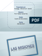 Las Misiones-Sandy y Marianny.pptx