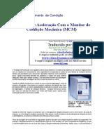 Envelope de Aceleração Com o Monitor de Condição Mecânica (MCM)