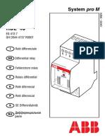 Manual 0400 - 9924 - RD2