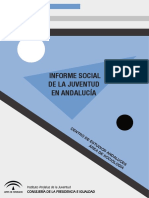 Informe Social Juventud Andalucia