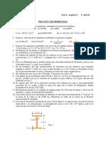 Prac Problemas Física I Magnitudes Y Vectores UNT 2012 II