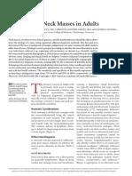 Neck Mass New