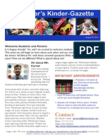 Test Newsletter