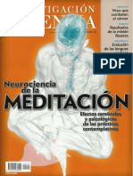 Neurociencia de La Meditacion