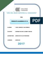 DERECHO DE PERSONAS N° 3