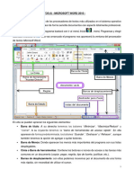 Procesador de Textos (I)