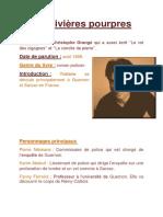 Robin Les Rivieres Pourpres 2