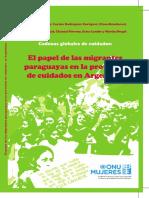 Sanchis et al El papel de migrantes paraguaya en argentina.pdf
